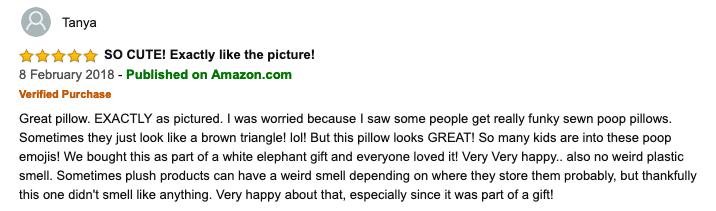 whatsapp emoji pillows - reviews